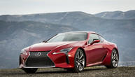 Lexus feiert LC-Premiere beim Goodwood Festival of Speed