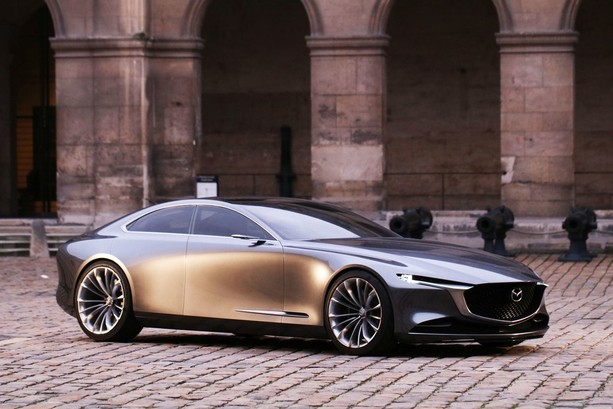 Bildergalerie: Genf 2018: Mazda Vision Coupé ist ,,Concept Car of the Year