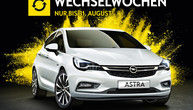 Opel startet nationale Prämienaktion