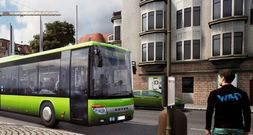 Bus Simulator 18: Am PC durch Seaside Valley