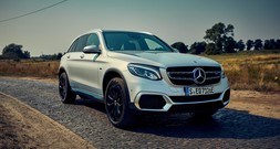 Erste Mercedes-Benz GLC F-Cell in Kundenhand