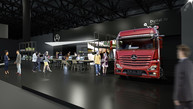 Daimler zeigt Big-Data-Cloud in Barcelona