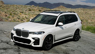 Test BMW X7: Business-Lounge und Offroad-Macho