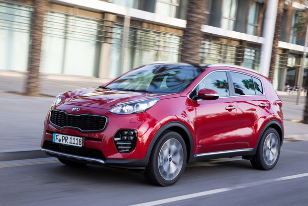 Bildergalerie: Kia Sportage als Sonderedition ,,Dream Team