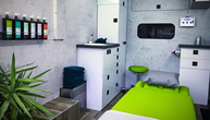 Mobile Massage im Physio-Truck