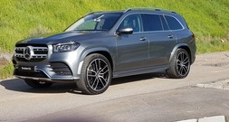 Test Mercedes-Benz GLS: Dickes Ding