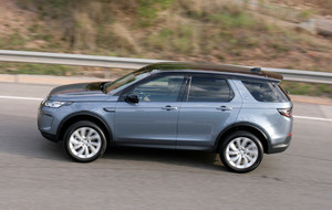 Land Rover Discovery Sport ab sofort bestellbar